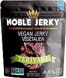 Noble Jerky Teriyaki Vegan Jerky, 2.47 oz