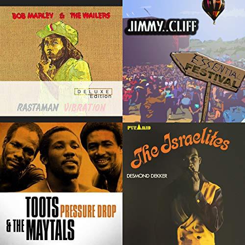 100 clásicos del Reggae