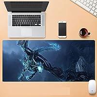 大鼠标垫 电脑 周边设备 动漫 漫画 游戏 World of Warcraft 鼠标 鼠标垫 键盘垫 超大型 防水 防滑 时尚 萌 可爱 商品 (800X300X3MM)-B_700*300*3MM