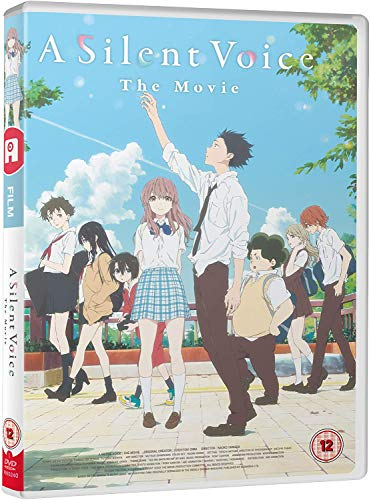 A Silent Voice - Standard DVD [UK Import]