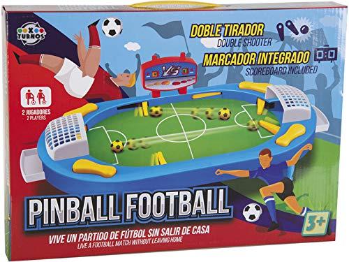XTURNOS Pin Ball Fútbol