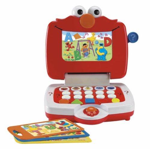 FisherPrice Sesame Street Learning Fun Laptop