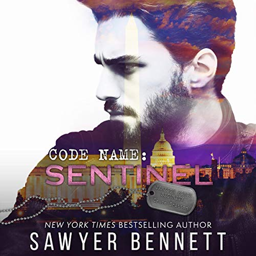 Code Name: Sentinel audiobook cover art