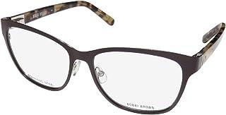 بوبي براون إيما للنساء/السيدات كات العين مفصلات مرنة كاملة نظارات / نظارات أصلية رائعة