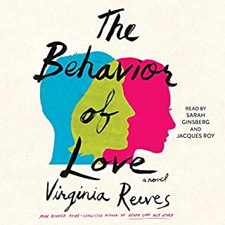 The Behavior of Love audiobook cover art