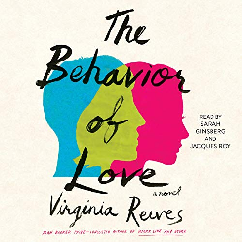 The Behavior of Love audiobook cover art