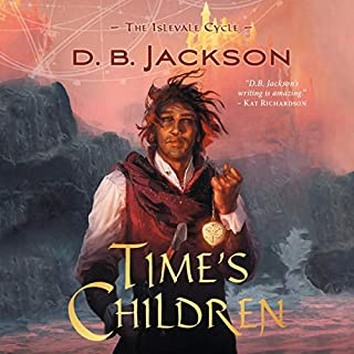 Time's Children audiobook cover art