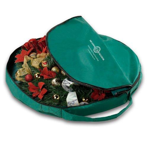 Pull-Up Christmas Tree Bag For The Thomas Kinkade Pre-Lit Pull-Up Christmas Tree by The Bradford Exchange