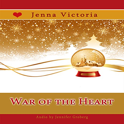 War of the Heart audiobook cover art