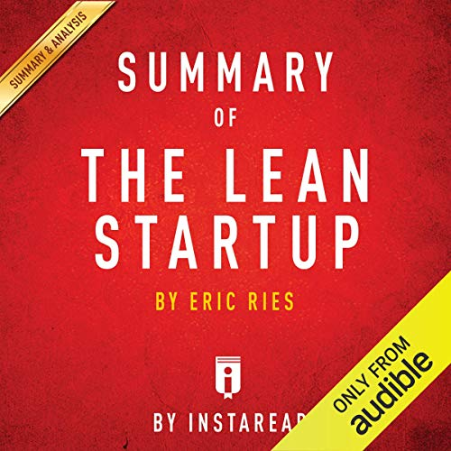 Summary of The Lean Startup, by Eric Ries | Includes Analysis Titelbild