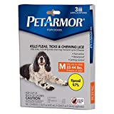 PetArmor for Dogs 3pk Medium 23-44lbs