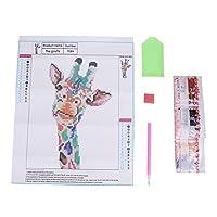 DIY絵画、DIY手作りDIY絵画装飾ラインストーン刺繍絵画クロスステッチキットクラフト用ホームウォールインテリアラインストーン絵画