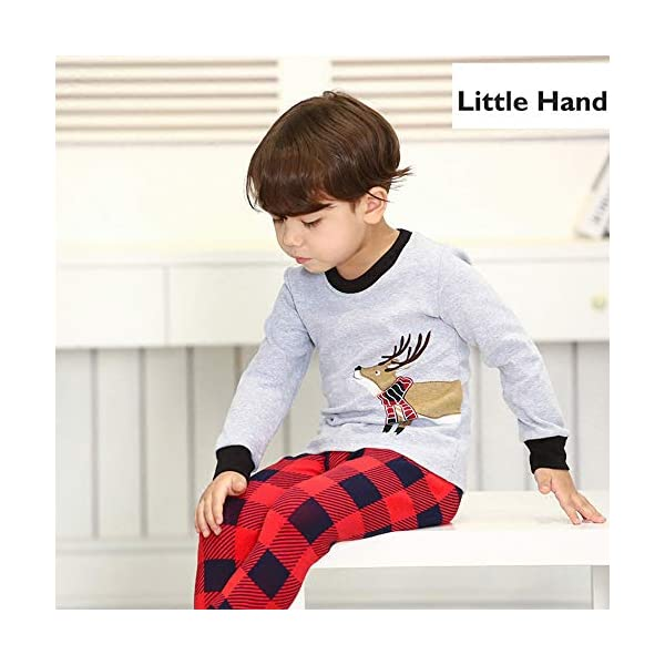Little Boys Pajamas Fire Truck 100% Cotton Kids Train 2 Piece Pjs Dinosaur Sleepwear Toddler Boy Clothes Sets 2-7 T
