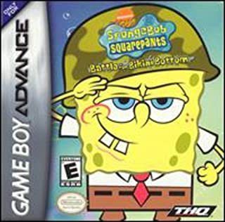 Best spongebob games game boy Reviews