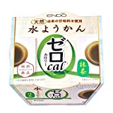 0カロリー水ようかん 抹茶 90g×6個