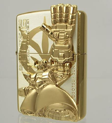 Mobile Suit Gundam ZIPPO Special Limited No. 1 MSN-02 ZEONG