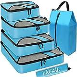 BAGAIL 6 Set Packing Cubes,Travel Luggage...