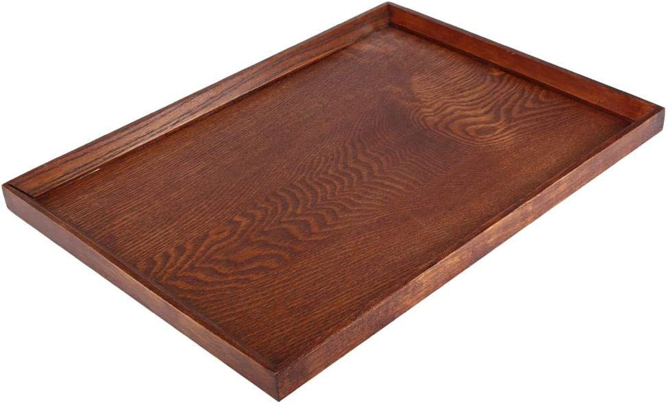 Wooden Nashville-Davidson Mall Tray Vintage Rectangular Coffee Snack Food Me At the price of surprise