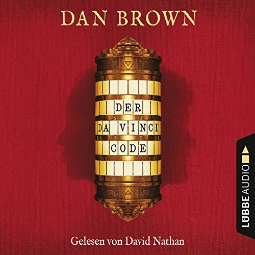 Der Da Vinci Code (Robert Langdon 2) audiobook cover art