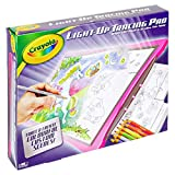 Crayola Light Up Tracing Pad Pink. Portable, Drawing, Projector, Drafting, Tablet, Frame, Screen