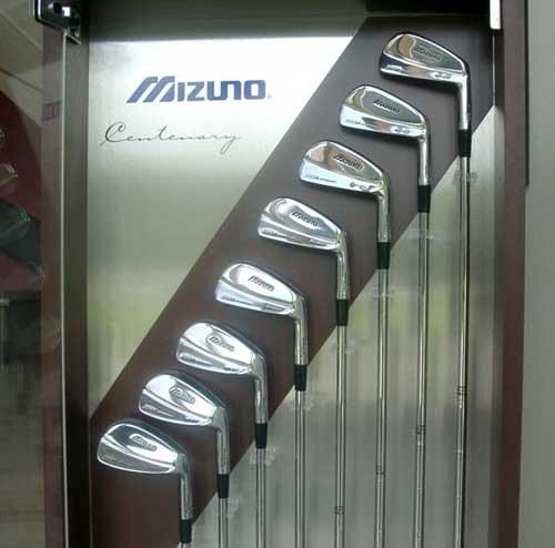 Mizuno MP 100 Limited Edition zum 100. Geburtstag von Mizuno Eisen 3 - PW