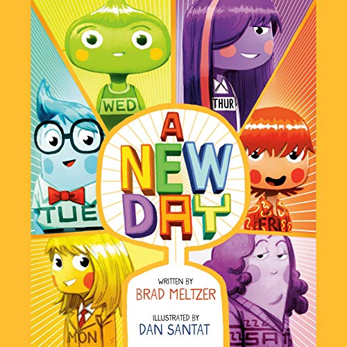 A New Day cover art