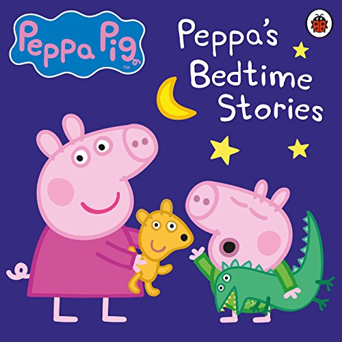 Peppa Pig: Bedtime Stories audiobook cover art