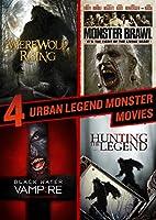Hunting the Legend / Black Water Vampire / Monster [DVD] [Import]