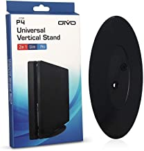 OIVO 2 in 1 Universal Vertical Stand Dock For PS4 Pro / PS4 slim Console