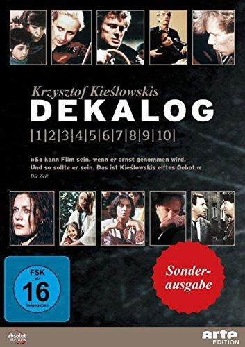DEKALOG: (Sonderausgabe, 6 DVD)