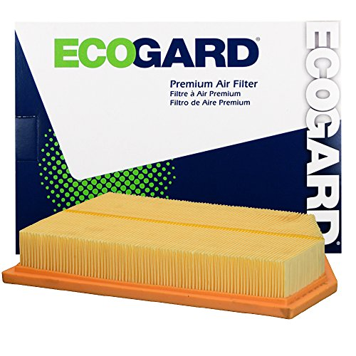 EcoGard XA10304 Premium Engine Air Filter Fits Jeep 2.4L 2014-2019, Cherokee 3.2L 2014-2018