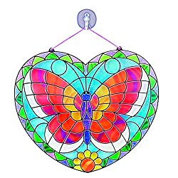 Butterfly Stained Glass Craft Kit