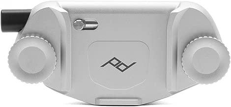 Peak Design Capture Camera Clip V3 Solo (Silver Clip Only)