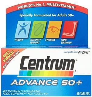 Centrum Advance 50+ (60 Tablets)
