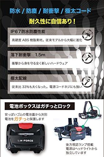 n-force(エヌフォース)『SP-260R』