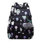 USB Cat Print Schultaschen Kinderrucksäcke für Jugendliche Mädchen wasserdichte Schultaschen Kinder Orthopädische Schultaschen für Jungen