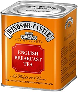 Windsor-Castle English Breakfast Tea, Dose, 125 g
