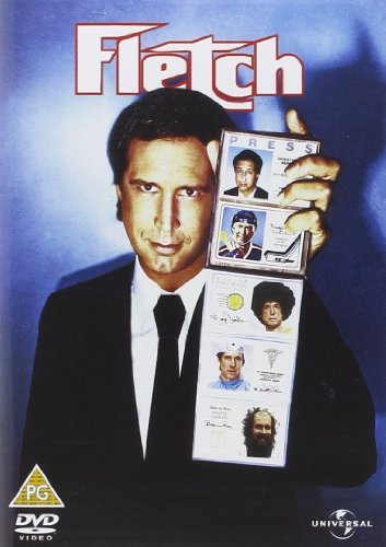 Fletch by Chevy Chase