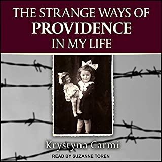 The Strange Ways of Providence in My Life audiobook cover art