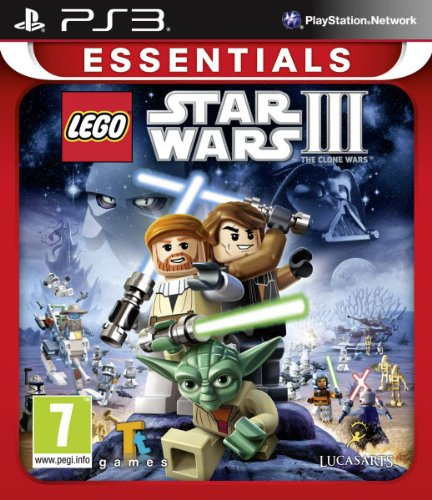 LEGO Star Wars III: The Clone Wars - Essentials