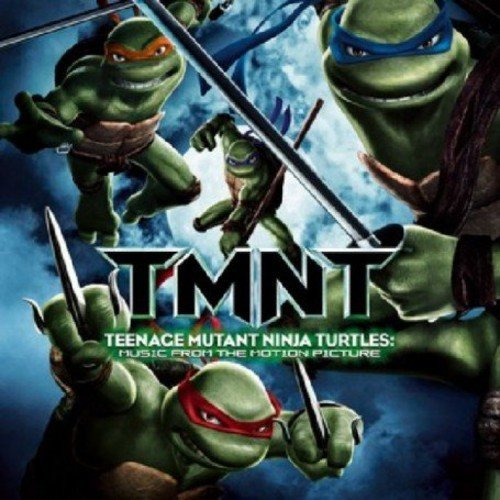 Amazon.com: Teenage Mutant Ninja Turtles O.S.T.: Music
