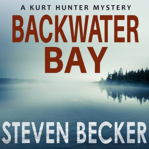 Backwater Bay audiobook cover art