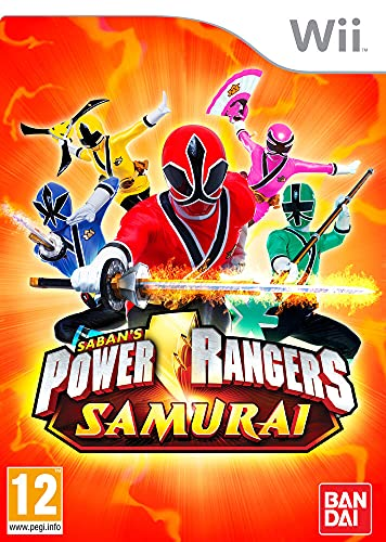 Power Rangers Samurai [Importación italiana]
