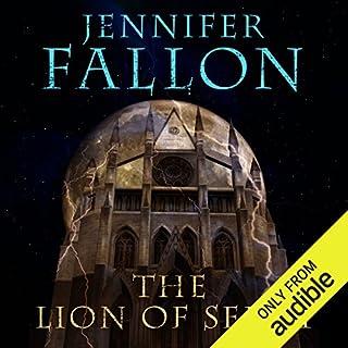Lion of Senet audiobook cover art