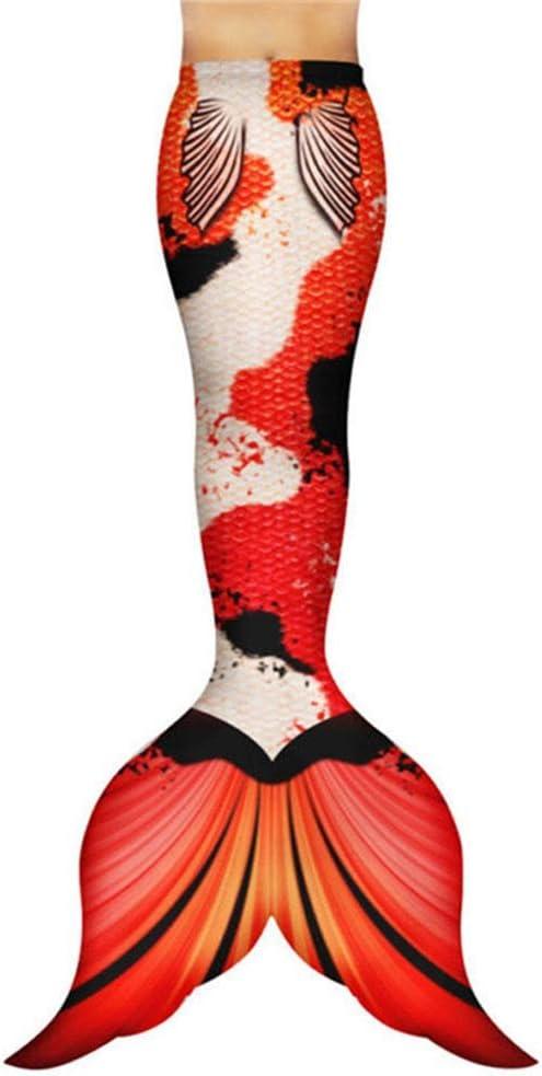 WWWFZS Girls Cosplay Costume Swimwear Mermaid Shell Swimsuit Bik