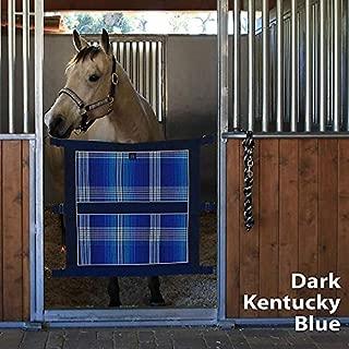 Kensington Stall Door Guard Dark Blue