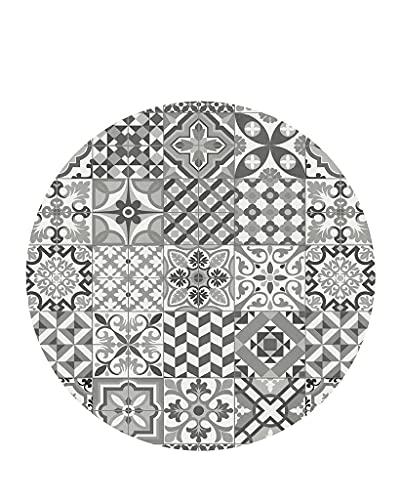 Vilber, Alfombra Vinilo Redonda. Toledo Color 05. Diámetro 97 cm