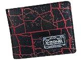 Cartera X-Zone Nylon Black 1x8,5cm
