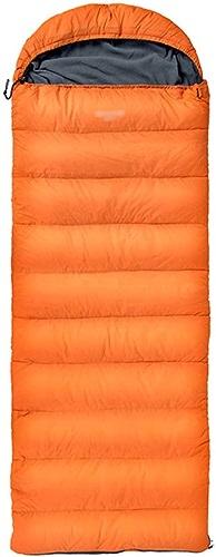 Sleeping Bag-LL Sac de couchage, hiver garder au chaud ultra-léger portable adulte extérieur camping en plein air