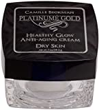 Camille Beckman Platinume Gold Healthy Glow Anti-Aging Cream for Dry Skin, 1 oz